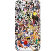 Anime mix - All Animes (Allstar Anime) iPhone Case/Skin