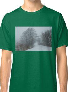 Snowstorm Magic Classic T-Shirt