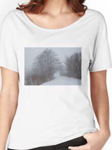 Snowstorm Magic Women's Relaxed Fit T-Shirt