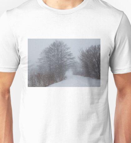 Snowstorm Magic Unisex T-Shirt