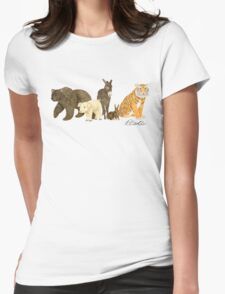100 Acres Womens Fitted T-Shirt