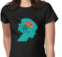 Music on my Mind Womens Fitted T-Shirt