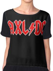 AXL/DC Chiffon Top