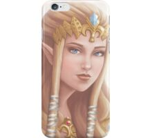 Wise Princess iPhone Case/Skin