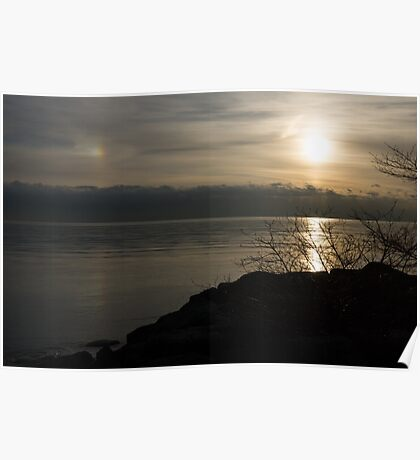 Of Sun Dogs and Rainbows Poster