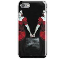 Suicide Pact - Gothic Art iPhone Case/Skin