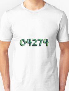 04274 zip tie dye Unisex T-Shirt