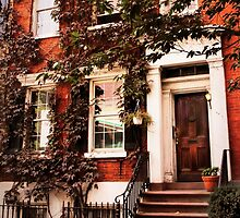 Greenwich Village Charm by Jessica Jenney