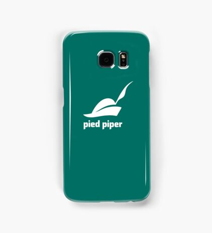 Pied Piper 3.0 Logo - Silicon Valley - New Logo - Season 3 Samsung Galaxy Case/Skin