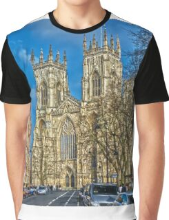 York Minster, England (HDR) Graphic T-Shirt