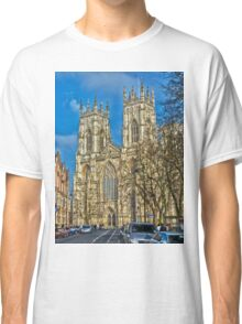 York Minster, England (HDR) Classic T-Shirt