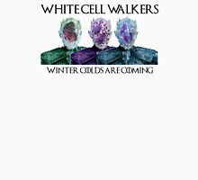 White Cell Walkers Unisex T-Shirt