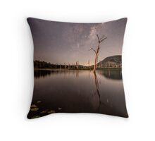 Somerset Skies Throw Pillow