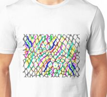 Fish Skin with Scales Unisex T-Shirt