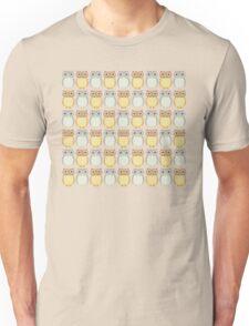 Owls Pattern Unisex T-Shirt