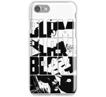 Sin City - The Hard Goodbye iPhone Case/Skin