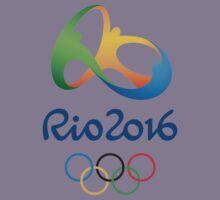 Rio 2016 Kids Tee