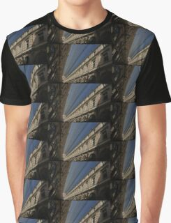 Playing With The Shadows - Brussels, Belgium Royal Galleria Graphic T-Shirt