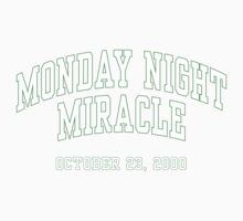 Monday Night Miracle One Piece - Short Sleeve