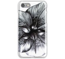 Biro flower. iPhone Case/Skin