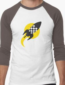 Rocket to Mars Men's Baseball ¾ T-Shirt