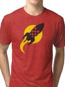 Rocket to Mars Tri-blend T-Shirt