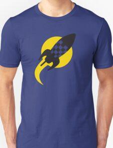 Rocket to Mars Unisex T-Shirt