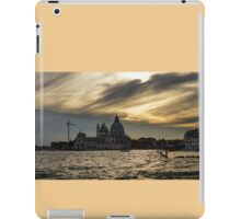 Watercolor Sky Over Venice iPad Case/Skin