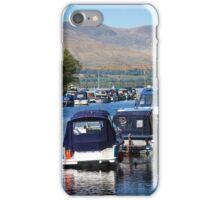 Balloch Marina  iPhone Case/Skin