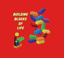 Building Blocks of Life - Legos Unisex T-Shirt