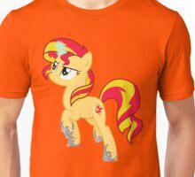 Sunset Shimmer (design) Unisex T-Shirt