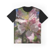Apple Blossom Time Graphic T-Shirt