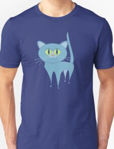 PURRING CAT Unisex T-Shirt