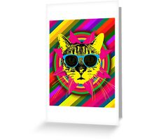 The Ultimate Cat Feline T shirt Greeting Card