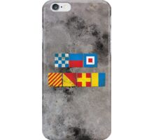 New York in Flags iPhone Case/Skin