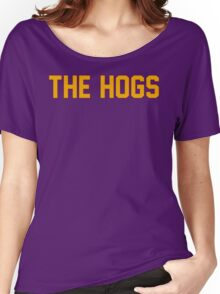 The Hogs Women's Relaxed Fit T-Shirt