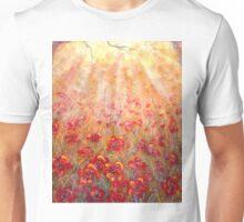 Warm Sun Rays Unisex T-Shirt