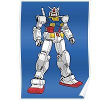 Transformers Illustration Poster