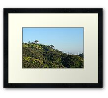 Griffith Yin and LA Yang  Framed Print