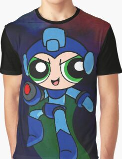 Mega 'Puff' Man Graphic T-Shirt