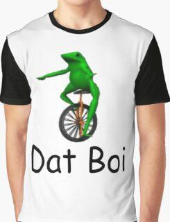 DAT BOI Graphic T-Shirt