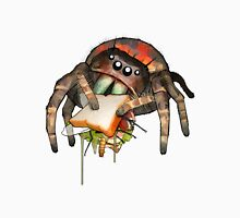 """""""Lunch on the Fly"""" Jumping Spider Sandwich #2 T-Shirt"""
