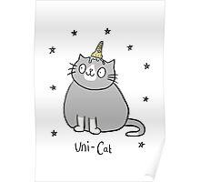 Uni-Cat  Poster