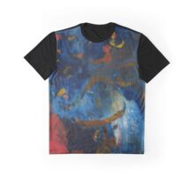 Showing Face Graphic T-Shirt