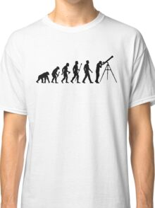 Funny Evolution of Astronomy Classic T-Shirt