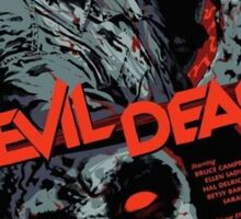 evil dead art #1 Sticker