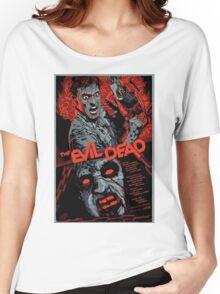 evil dead art #1 Women's Relaxed Fit T-Shirt