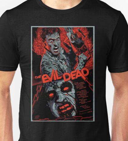 evil dead art #1 Unisex T-Shirt