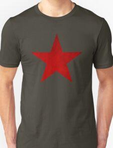 VINTAGE RED ARMY SOVIET STAR USSR WW2 T34 TANK Unisex T-Shirt