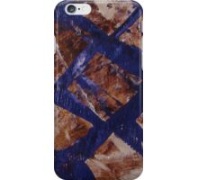Purple Fence iPhone Case/Skin